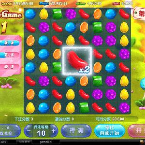 【スロット特集】Candy Party3