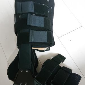 アキレス腱ブーツ、ご紹介します