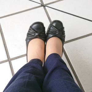 靴を替えて足の筋肉の回復を確認してみた
