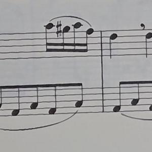 今週の練習曲