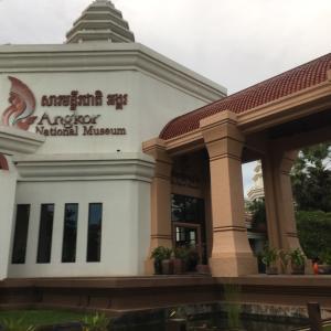 シェムリアップ4日目 カンボジア戦争博物館〜アンコール国立博物館