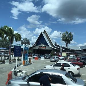 【マレーシア】クアラルンプールひとり旅☆7 高速バスでマラッカへ   バスターミナルのカフェ