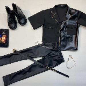☆22【Stray Kids miniature costumes】KCON2020 (終)his waist size?