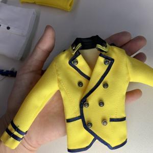 ☆25【Stray Kids miniature costumes】1/6 doll's SOPA uniform