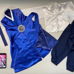 ☆26【Stray Kids miniature costumes】Back Door Lovestay 한복 ver.  1