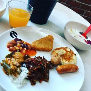 【マレーシア】ひとり旅☆13マラッカ街歩き 3日目 ローザマラッカの朝食