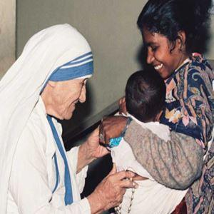 【名言・格言】 マザーテレサ(カトリック教会の修道女) 【生き方のヒント】