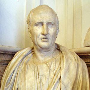 【名言・格言】 キケロ(古代ローマの政治家・哲学者) 【生き方のヒント】