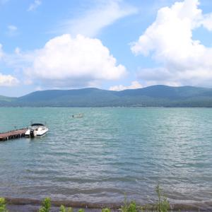 コロナ禍でプチ山中湖旅行