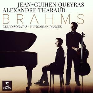♪ブラームス/ハンガリー舞曲11&5/ジャン=ギアン・ケラス・アレクサンドル・タロー