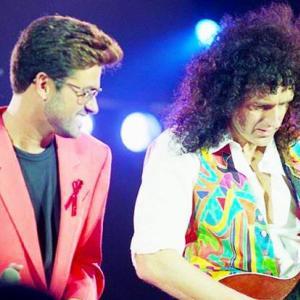 ♪ジョージ・マイケル&クイーン/ Somebody To Love 1992