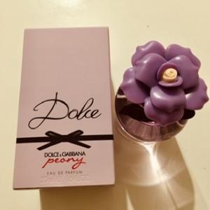 ドルチェアンドガッパーナの香水がやっと届きました!