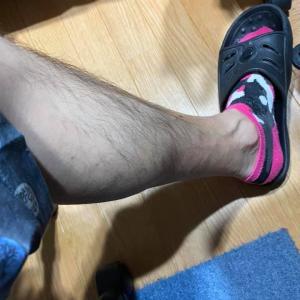 左足のふくらはぎが昨夜つったわ、4年ぶり?か。 寝てていきなりつった
