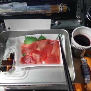 先日のメシ、毎回書くけどご飯、肉類はめったに食べない だから美味しく感じるね