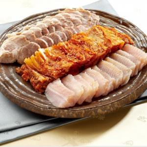 韓国料理 삼합(サムハプ)