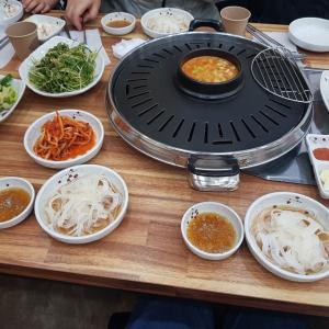 韓国式焼き肉