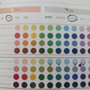 【パーソナルカラー診断】ブルベ夏に合うメイクの色