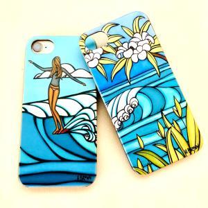 ハワイをいつも感じられる、アートなiPhoneケース
