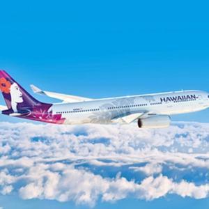 ハワイアン航空運休の発表