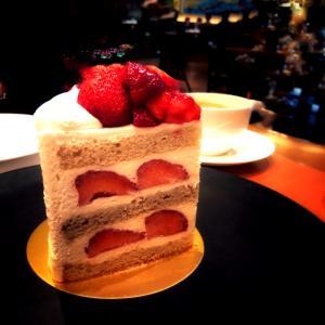 エクストラスーパーあまおうショートケーキ♡