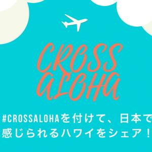 CROSS ALOHA@東京 file.35 BIG ISLAND CANDIES