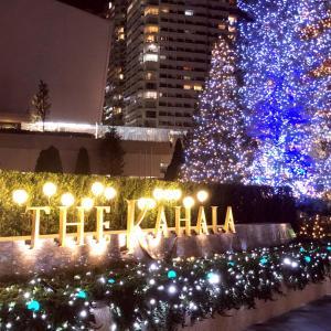 ザ・カハラ横浜「限定クリスマスケーキ」