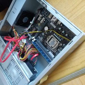 分解されるコンピューター