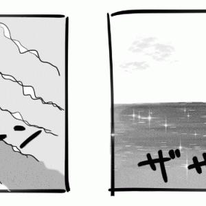 お絵描き練習日記96