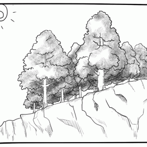 お絵描き練習日記105