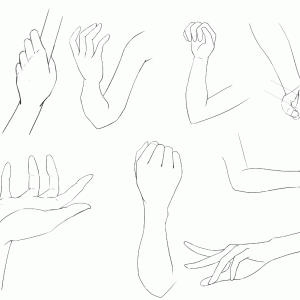 お絵描き練習日記117