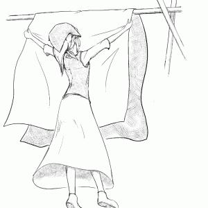 お絵描き練習日記152