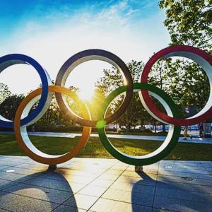 ☆オリンピックで「ある」世界を感じる