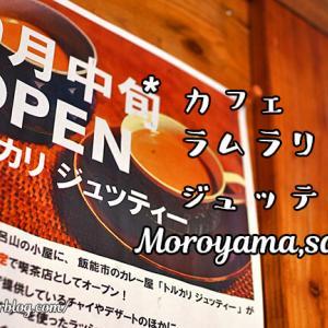 ラムラリジュッティー / 埼玉県毛呂山町 ◇ ブルーベリー園のカフェで楽しむベンガル料理