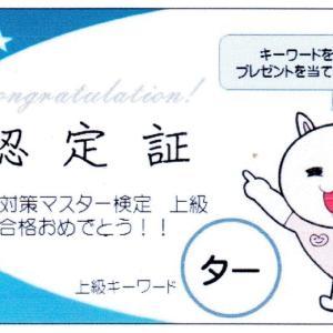熊谷市 暑さ対策マスター検定上級(No.120)