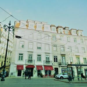 Corpo Santo Lisbon Historical Hotel - Lisbon, Portugal