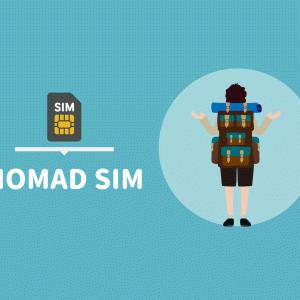 縛りも3日10GBの速度制限もないNOMAD SIMとは【解説】