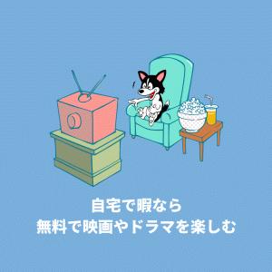 【自宅で暇すぎ】無料動画配信サービス(VOD)ツアー【まとめ】
