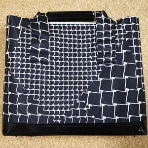 ファスナー付きトートバッグの作り方②【 表地とフラップを作る】