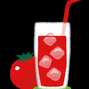 トマトジュース × 炭酸水