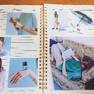 世界に一つだけのスクラップブックを作る休日。ときどき歴女。