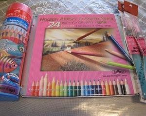 色鉛筆のこと、その後