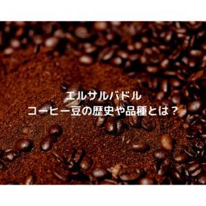 エルサルバドルのコーヒー豆の歴史や品種とは?