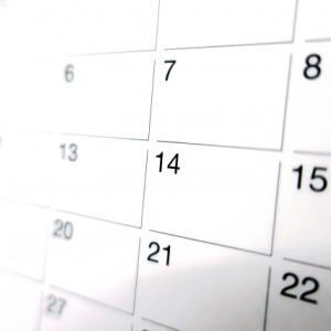 【今年1年の流れ】・・・把握して無駄を省く