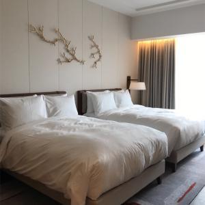【SPGホテル宿泊記】JWマリオット 奈良 子連れ デラックスルーム プール 朝食