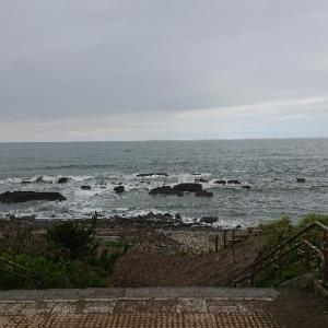 那珂川河口、阿字ヶ浦海岸、鹿島灘へ釣りに行ってきました