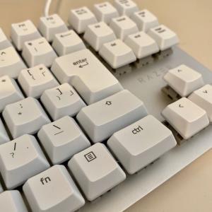 これでキーボード音が静かに♪