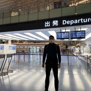 この状況の中、中国に行ってみた➀ 羽田〜香港〜深セン編 2/28時点