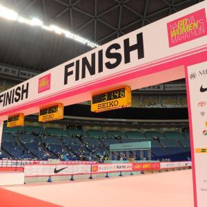 岩本能史さん式で準備して迎えた名古屋ウィメンズマラソン!