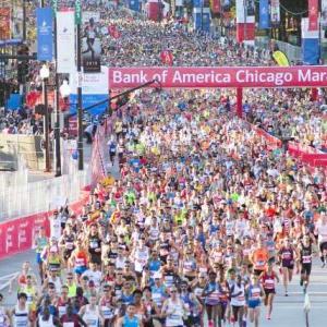 シカゴマラソン中止決定、参加費は全額払い戻しか翌年以降に
