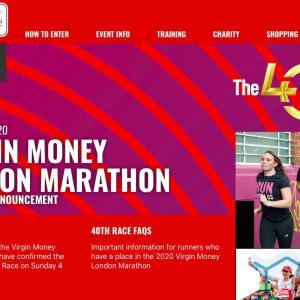 ロンドンマラソンはエリート限定、参加費は払い戻しか延期に